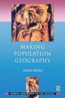 Making Population Geography Book