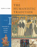 The Humanistic Tradition Book PDF
