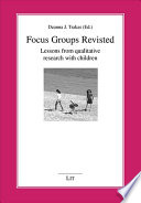 Focus Groups Revisited Book PDF