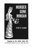Murder Gone Minoan
