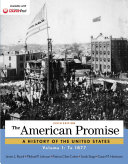 The American Promise, Volume 1: To 1877