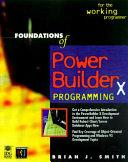Foundations of PowerBuilder 5 0 Programming