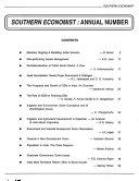 Southern Economist