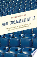 Sport Teams  Fans  and Twitter