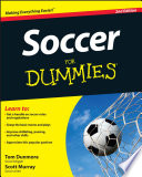 """Soccer For Dummies"" by Thomas Dunmore, Scott Murray"