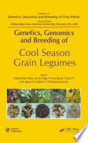 Genetics  Genomics and Breeding of Cool Season Grain Legumes