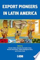 Export Pioneers in Latin America
