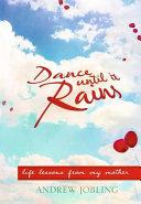 Dance Until It Rains Pdf/ePub eBook