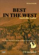Best in the West Nashville Guitar