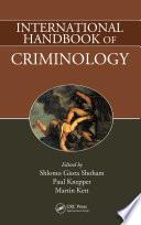 International Handbook of Criminology