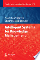 Intelligent Systems For Knowledge Management Book PDF