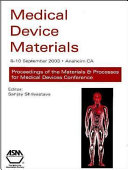 Medical Device Materials