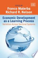 Economic Development As A Learning Process