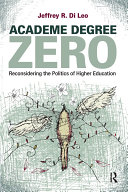 Academe Degree Zero