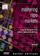 Mastering Repo Markets