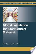 Global Legislation for Food Contact Materials
