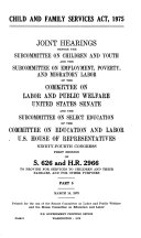 Child and Family Services Act  1975