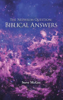 The Nephilim Question  Biblical Answers