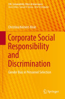 Corporate Social Responsibility and Discrimination
