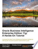 Oracle Business Intelligence Enterprise Edition 11g A Hands On Tutorial Book PDF