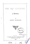 The 19th Century A History