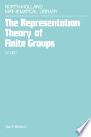 The Representation Theory of Finite Groups
