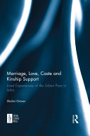 Marriage, Love, Caste and Kinship Support ebook