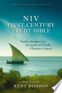 Niv First Century Study Bible Ebook