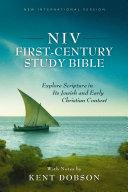 Pdf NIV, First-Century Study Bible, eBook Telecharger