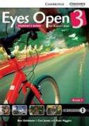 Eyes Open Level 3 Student's Book Grade 7 Kazakhstan Edition