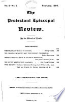 The Protestant Episcopal Review