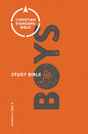 CSB Study Bible for Boys [Pdf/ePub] eBook