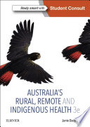 Australia s Rural  Remote and Indigenous Health   eBook