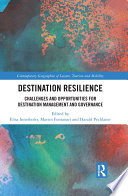 Destination Resilience
