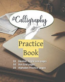 Calligraphy Practice Book