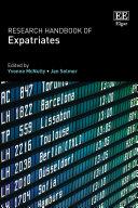 Research Handbook of Expatriates