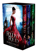The Ruby Red Trilogy Boxed Set image