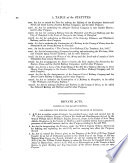 A collection of the public general statutes passed in the ... year of the reign of Her Majesty Queen Victoria