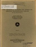Civil Aeromedical Standards for General use Aerospace Transportation Vehicles