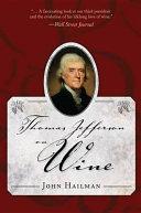 Thomas Jefferson on Wine Pdf/ePub eBook