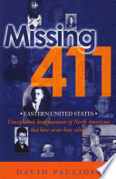 Missing 411 - Eastern United States