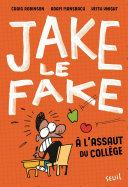 Jake the Fake - tome 1 ebook