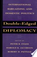 Double edged Diplomacy Book PDF