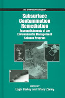 Subsurface Contamination Remediation Book