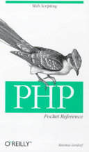 PHP Pocket Reference