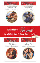 Harlequin Presents March 2016 - Box Set 1 of 2