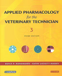 Applied Pharmacology for the Veterinary Technician