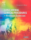 Large Animal Clinical Procedures For Veterinary Technicians