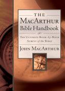 Pdf The MacArthur Bible Handbook Telecharger