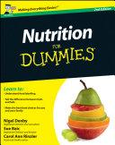 Nutrition For Dummies Pdf/ePub eBook